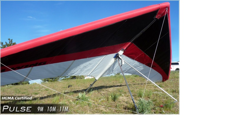 Hang Gliding Equipment and Gear Sales