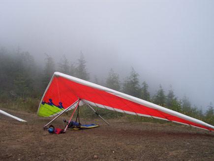 Oregon Hang Gliding School - Call 541 913 1339